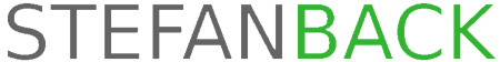 Logo Stefan Back